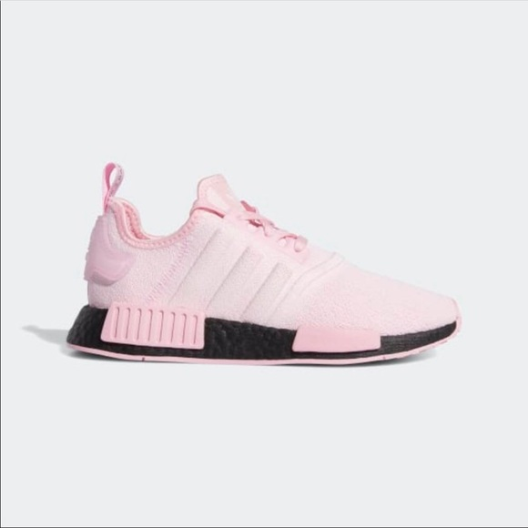 adidas nmd r1 pink and black